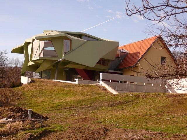 Modernes wohnhaus baumeister kickinger for Wohnhaus modern